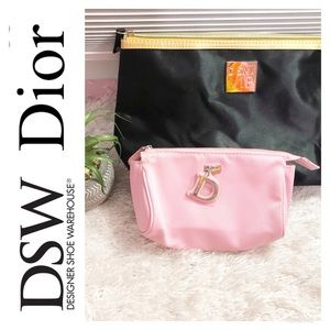 Dior Beauty & DSW Cosmetic | Makeup Bags 🌸